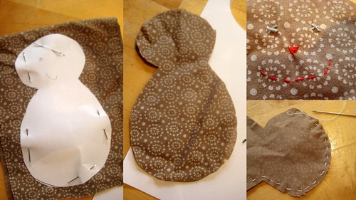 simple easy sewing projects doll