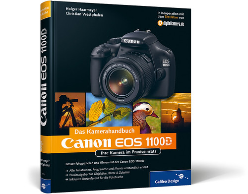 Canon EOS 1100D - Das Kamerahandbuch
