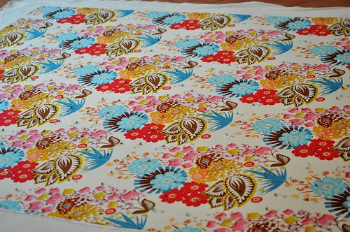 Loulouthi quilt basted