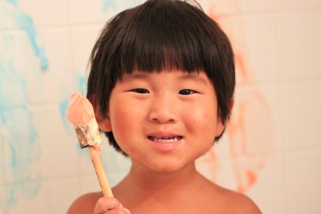 shaving cream 16