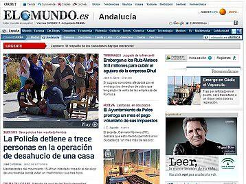 PORTADA DESAHUCIO EL MUNDO