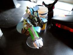 Necron 2 (Camper_Bob) Tags: miniature painted 40k destroyer warhammer duncan macdonald gamesworkshop necron