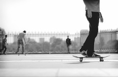 (juliusfrumble) Tags: paris skate