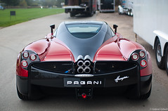 Pagani Huayra (GHG Photography) Tags: auto california red car racecar photography automobile power engine automotive olympus expensive rare coupe exclusive supercar fastest sportscar zonda horsepower pagani fastcar mostexpensive huayra hypercar e520 ghgphotography