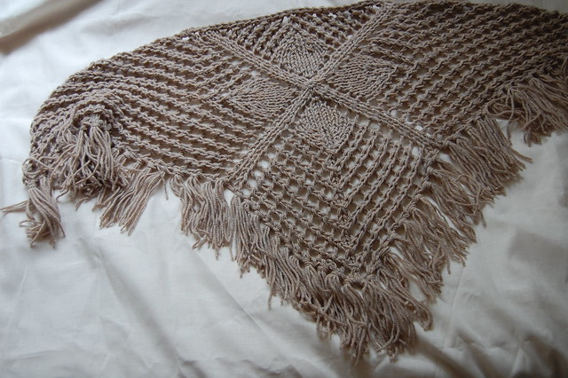 beeton counterpane shawl