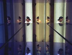 Olafur Eliasson na Pina (TenerifeTenerife) Tags: cameraphone reflection art mirror arte saopaulo exhibition installation reflexo olafureliasson pinacoteca exposição cellphonecamera sesc reflexão instalação artecontemporanea videobrasil tenerifetenerife danieljacobino reflectsobsessions nokiae500