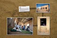 """Darfur Up Close"": Photo Exhibition at the UN Headquarters (Albert Gonzalez Farran) Tags: newyork african sudan au exhibition un unitednations darfur onu nuevayork africanunion nacionesunidas unamid"