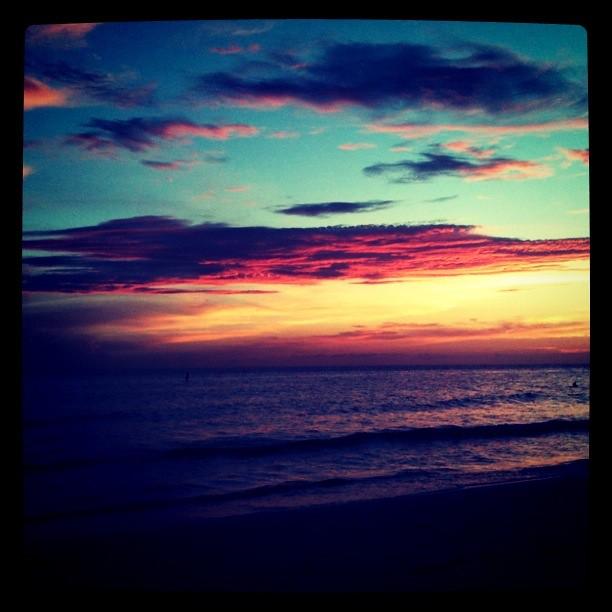 Sunset on Anna Maria Island 2
