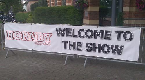 Hornby Magazine LIVE banner