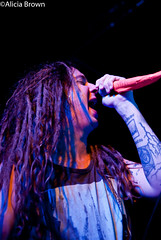 Underoath (alicia.brown) Tags: show music photography concert tour live band underoath jamessmith danieldavison spencerchamberlain grantbrandell starlandballroom sayrevillenj timothymctague christopherdudley audioarsenalmagazine illuminatour