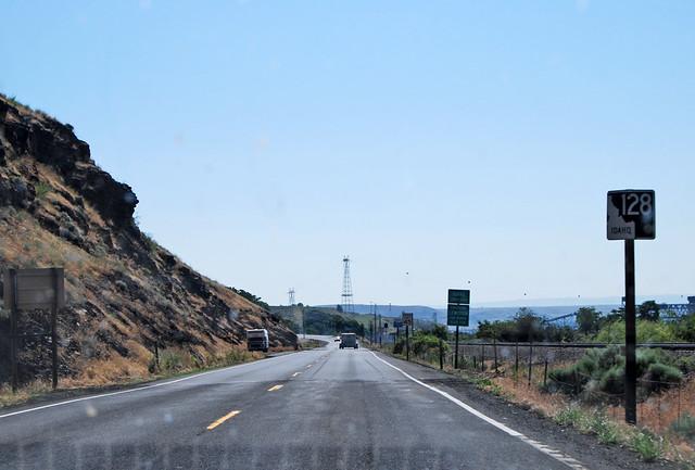 SR 128 @ Idaho