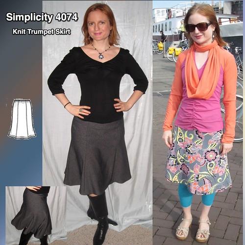 S4074 Skirt Thumbnail