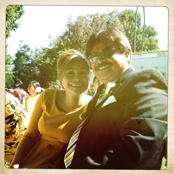 sunday's wedding
