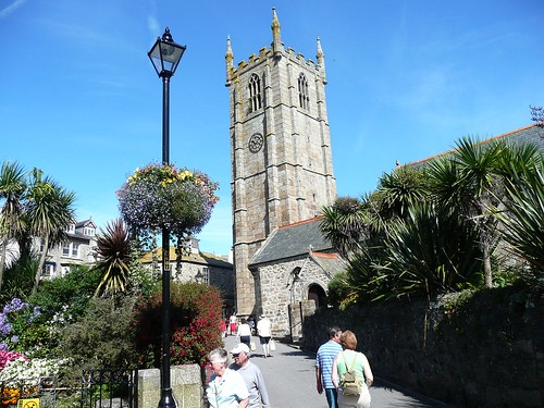 St.Ia's Church,St.Ives,Cornwall