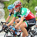 Noemi Cantele and Jesse Daams - Giro Donne, stage 9