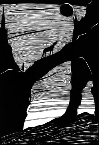 Luna y Lobo