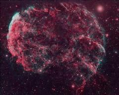 Jellyfish Nebula (IC 443) - NB natural (kappacygni) Tags: jellyfish nebula supernova phd gemini deepspace celestron ed80 baader nebulosity skywatcher ic443 narrowband starlightxpress eq6 supernovaremnant jellyfishnebula Astrometrydotnet:status=solved qhy5 mn190 Astrometrydotnet:version=14400 sxvrh18 competition:astrophoto=2011 Astrometrydotnet:id=alpha20110533114418 astro:gmt=20110108t2230 astro:subject=ic443