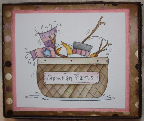 Snowman Parts