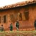 Escola de uma das vilas que passamos