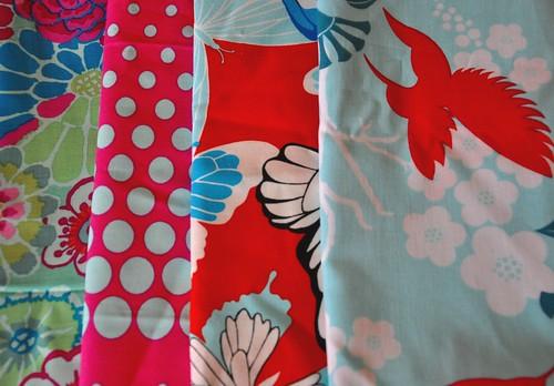 Susan's fabric