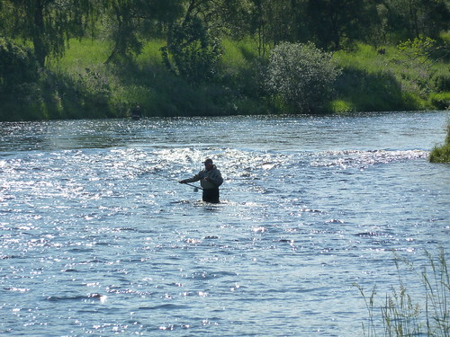Fish River Spey