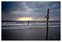 Verboden toegang (leo.roos) Tags: sky storm beach sign monster clouds zeiss fence coast wire sand noordzee jena pole northsea flektogon noentry westland kust verbodentoegang czj a900 flektogon3524 darosa julyjazz sandengine sandmotor zandmotor leoroos