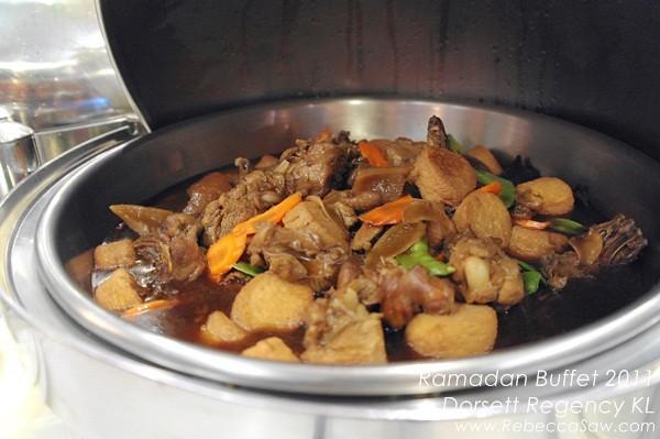Dorsett Regency KL - Ramadan buffet-37