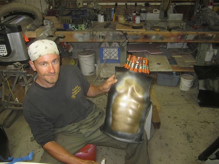 Trevor Achilles Costume2462