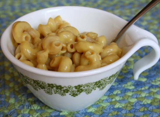 nutritional yeast mac