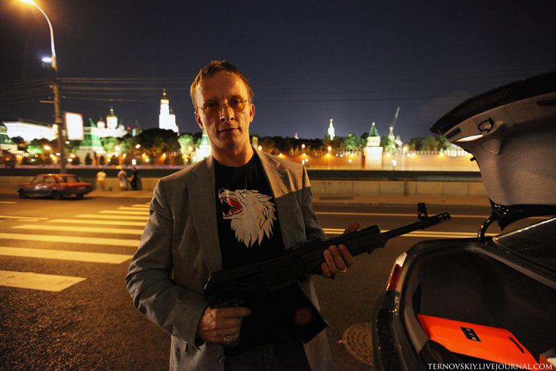 Лекарство от беспредела от Ивана Охлобыстина - Сайга 20К или Сайга 12К