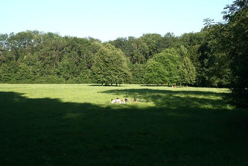 Hirschau - Nördlicher Englischer Garten