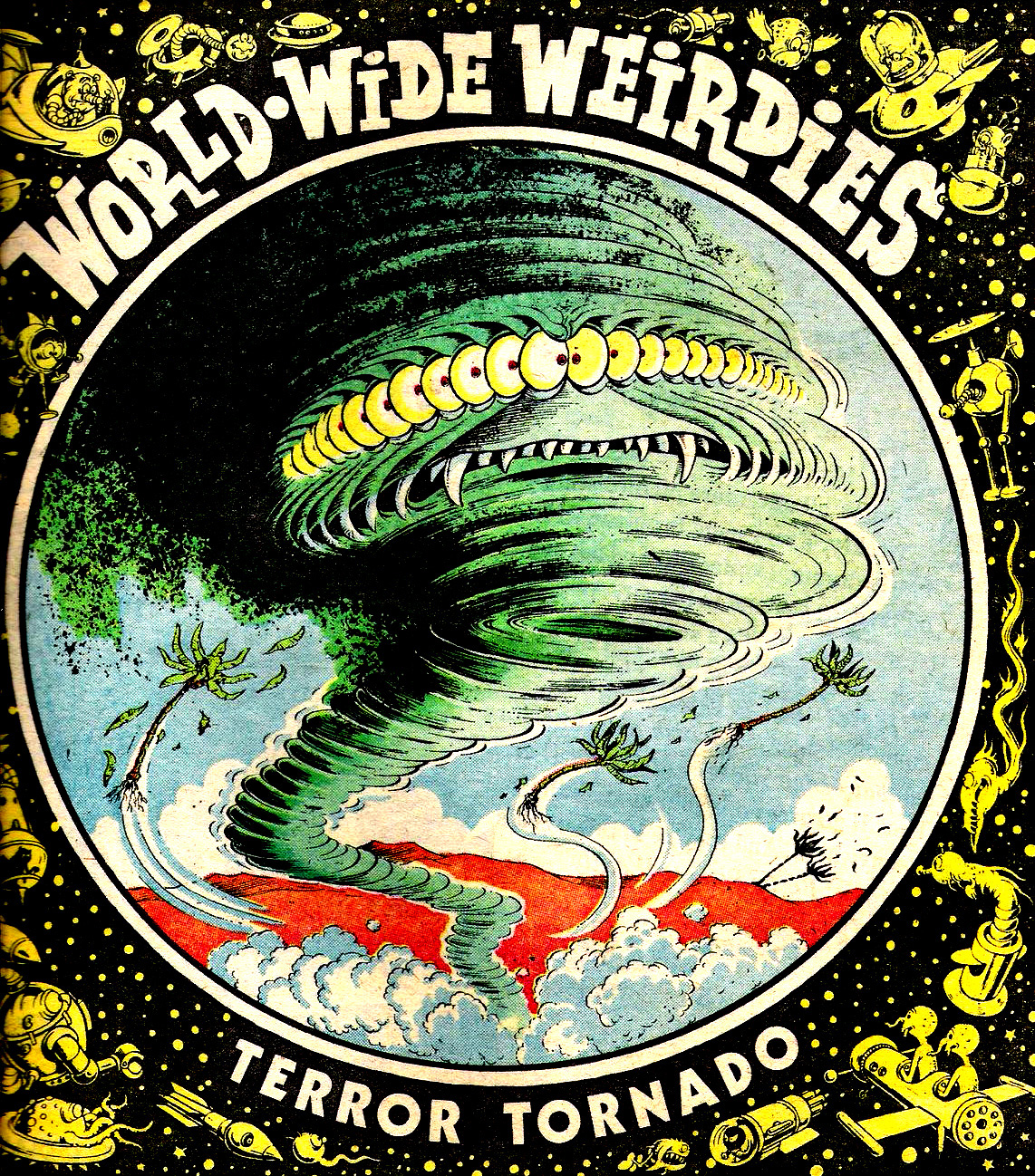 Ken Reid - World Wide Weirdies 24