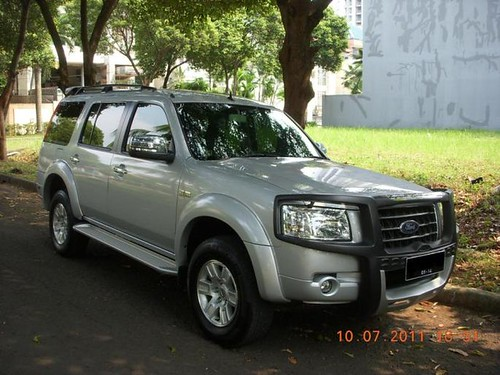 Photo Modifikasi Ford Everest