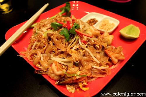 Pad Thai, Bangkok Café