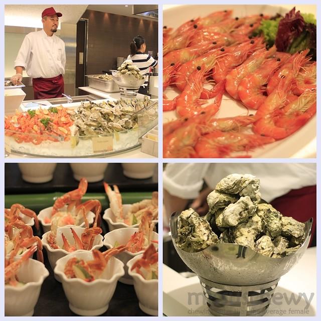 seafood range