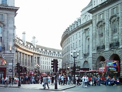 Piccadilly Circus & Regent's Street (Londres)