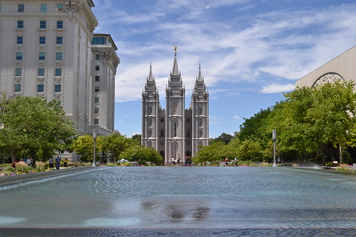 Salt Lake City - Main Temple