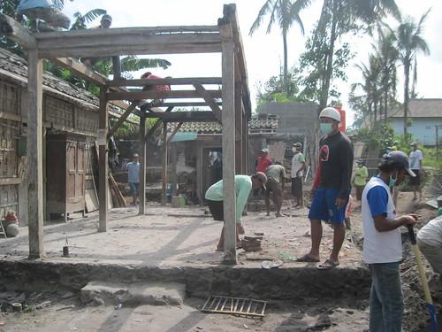 Pembangunan Sannggar Bangun Budaya