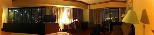 Hotel Room Panorama