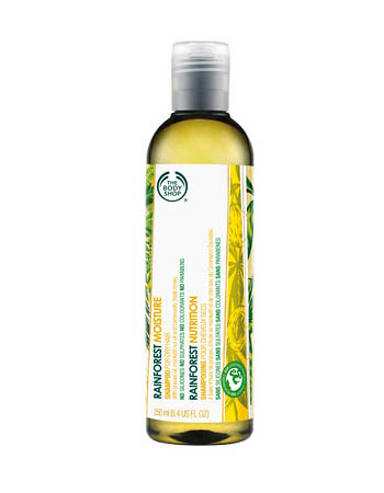 The Body Shop Rainforest Shampoo