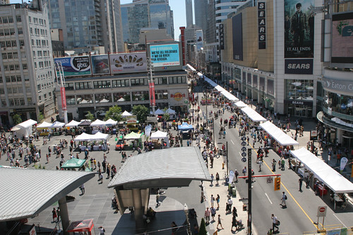 Toronto Pop up Tents