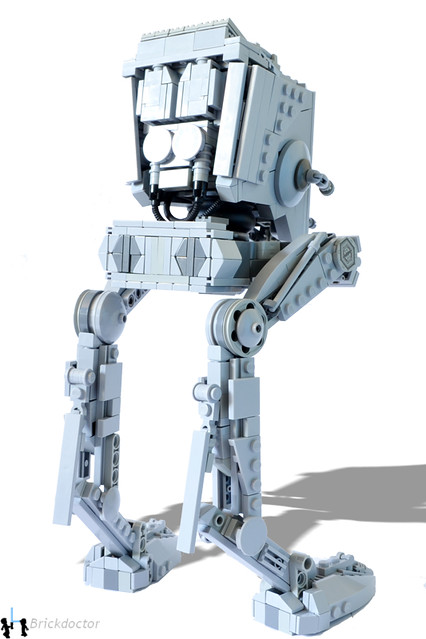 AT-ST - Back