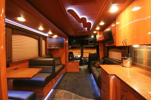 Quicksilver - Front Lounge - facing forward