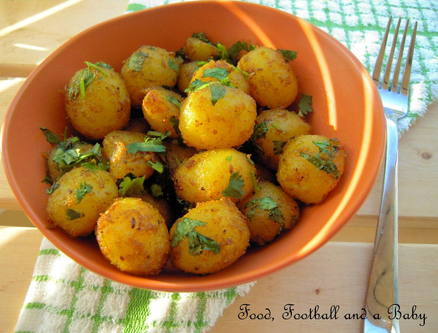 Spicy Roast Potatoes (3)
