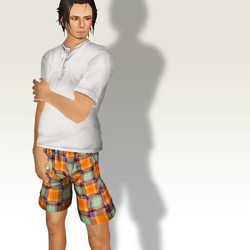 NU#32 climbing shorts