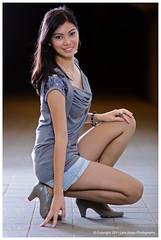 "Alma (LemzKi c,"")) Tags: portrait color girl beautiful night asian prime singapore bokeh alma 85mm portraiture pinay sg d90 85mmf14 asianmodel strobist girlmodel pinaymodel"