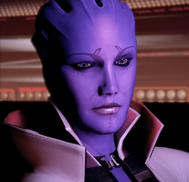 Captain Yessika Nomari Mass Effect Universe
