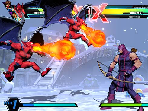 Ultimate Marvel vs Capcom 3 Confirmed - Characters, Stages and Gameplay