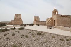 قلعة برزان التراثية (*AL- THANI* _BOS3OOD_) Tags: مسجد قلعة برزان التراثية