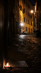 "Rome at night • <a style=""font-size:0.8em;"" href=""http://www.flickr.com/photos/44919156@N00/5960295151/"" target=""_blank"">View on Flickr</a>"